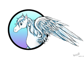 Pegasus by MillyT