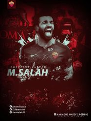 Mohamed Salah Design by 7oooda