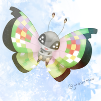 Fancy Pattern Vivillon!