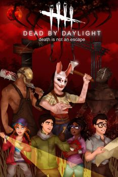 Dead by Daylight Poster by imajanaeshun