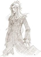 Another Xemnas pic by SnowpirateRoy