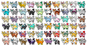 60 Adopts- 5 points each! (OPEN) by oh-berlin