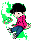 Chibi Mob by geexgeexbaby