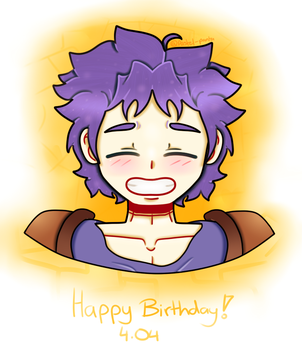 Happy Birthday Jonathan! by pastel-panta