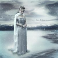 The Snow Queen by ZiiZii-RocK