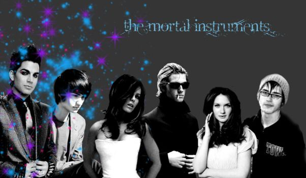 the Mortal Instruments by GinevraTurner