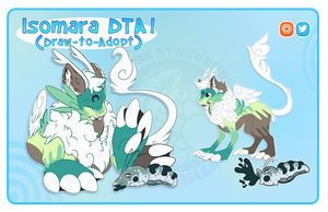 [CLOSED] Isomara DTA Contest! by SlayersStronghold