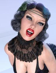 Pin-up 3 by aislinnette