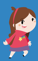 Mabel- Gravity Falls by Cosmicsnivy