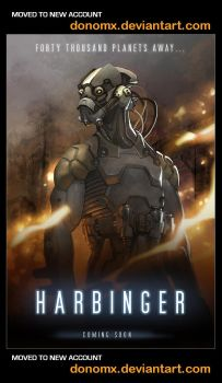 40,000 pageviews:Harbinger by dannlord