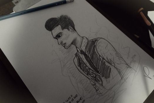 Brendon by VictoriaPaola