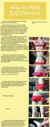 How to Make BJD Patterns by RodianAngel