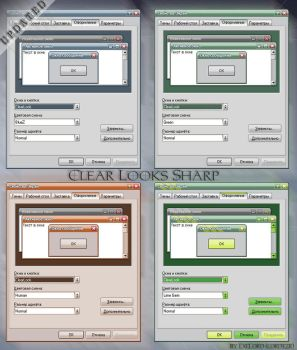 Clear Looks Sharp UPDATED by LordFZR