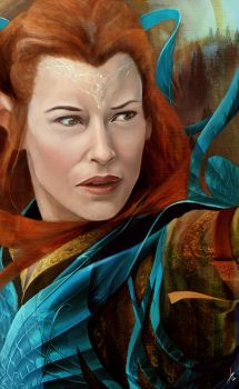 The Hobbit: Tauriel by ignacio197