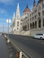 Hungarian Parliament Building III by setanta5