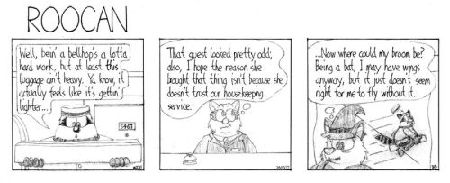 Roocan Strip 229 by BruBadger
