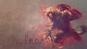 SMITE - Fenrir, The Unbound by Shlickcunny