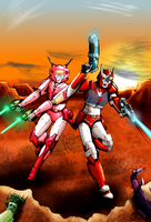 Request: Causeway and Elita-One by SoundBluster