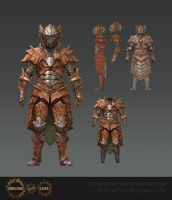 Redeemer Armour by Eedenartwork