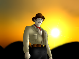 Johnny Thunder by BobBricks