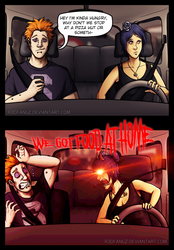 WE GOT FOOD AT HOME by R3dFangz