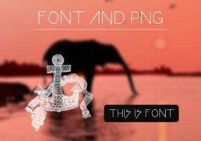 Png And Font by soy-un-cactus by soy-un-cactus