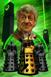 Day Of The Daleks by westleyjsmith