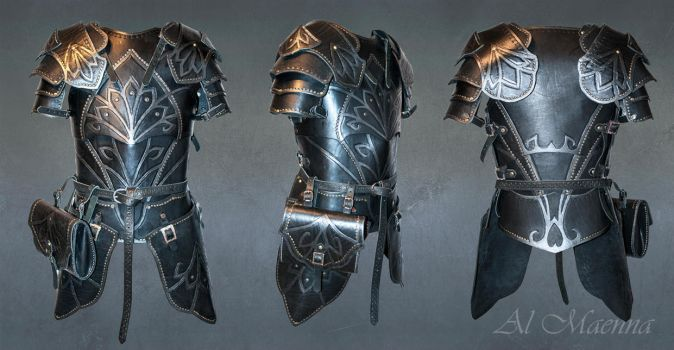 Elven Armor by Shattan
