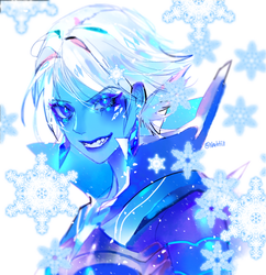Sombra new winter skin by Narhtill