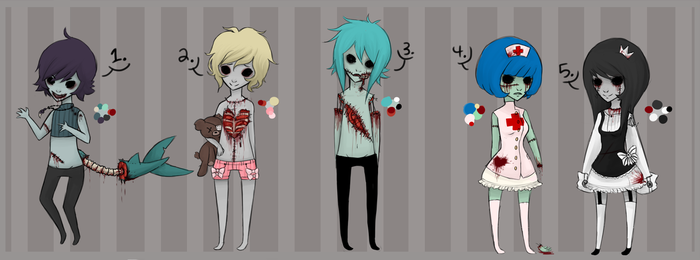 ZOMBIE ADOPTS CLOSED by Pajuxi