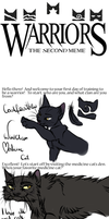 Warrior Cats Meme by blackunia