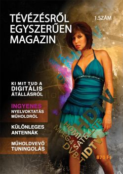 Digital Magazine Hungary by azularts