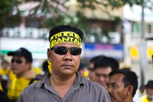 Bersih 3.0 - Men in Shades 2 by SkipperLee