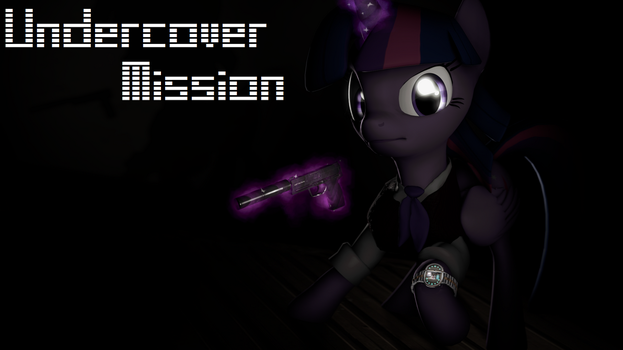 Undercover Mission by WIIZZIE