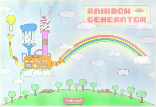 Rainbow Generator by motionstudy