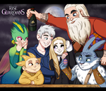ROTG: Happy Halloween! by Sparvely