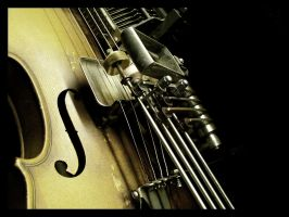 Violin Machine by capoclan