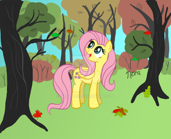 Flutterleaves in Technicolor! by Nedemai