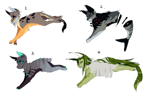 [closed 3/4] Simple adopt pack Auction by LewisBlack
