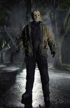 Friday The 13th Game DLC: Freddy VS Jason by SCP-096-2