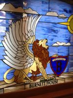 Lion of St. Mark  - Close up by CCGlazier