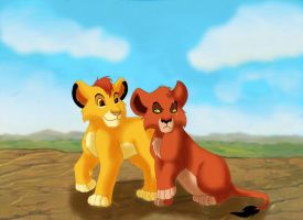 Before The Lion King by Lord-Chikara