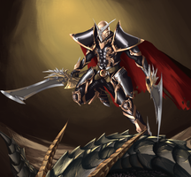 .::Dragon Slayer Baterius::. by NightmareGK13