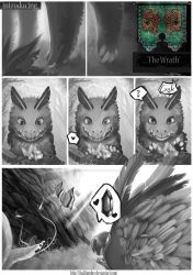 Introducing: 'The Wrath'. (Page 1/3) by Thalliumfire