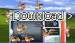 Eevee Shimeji - 9-9: updated download + no clone by Stormgale