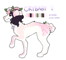 CRYBABY adopt [CLOSED] by Bazzelet