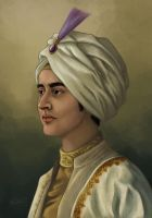 Prince Ali Ababwa by TottieWoodstock