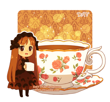Tea by DAV-19