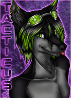 Tacticus - Badge Commission by kcravenyote