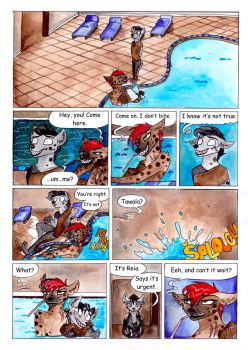 The sword of Fisi - Page 8 by Rowettes